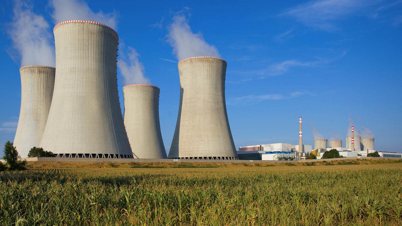 Dukovany: Nový jaderný blok ovýkonu až 1200 MW by měl stát doroku 2036.