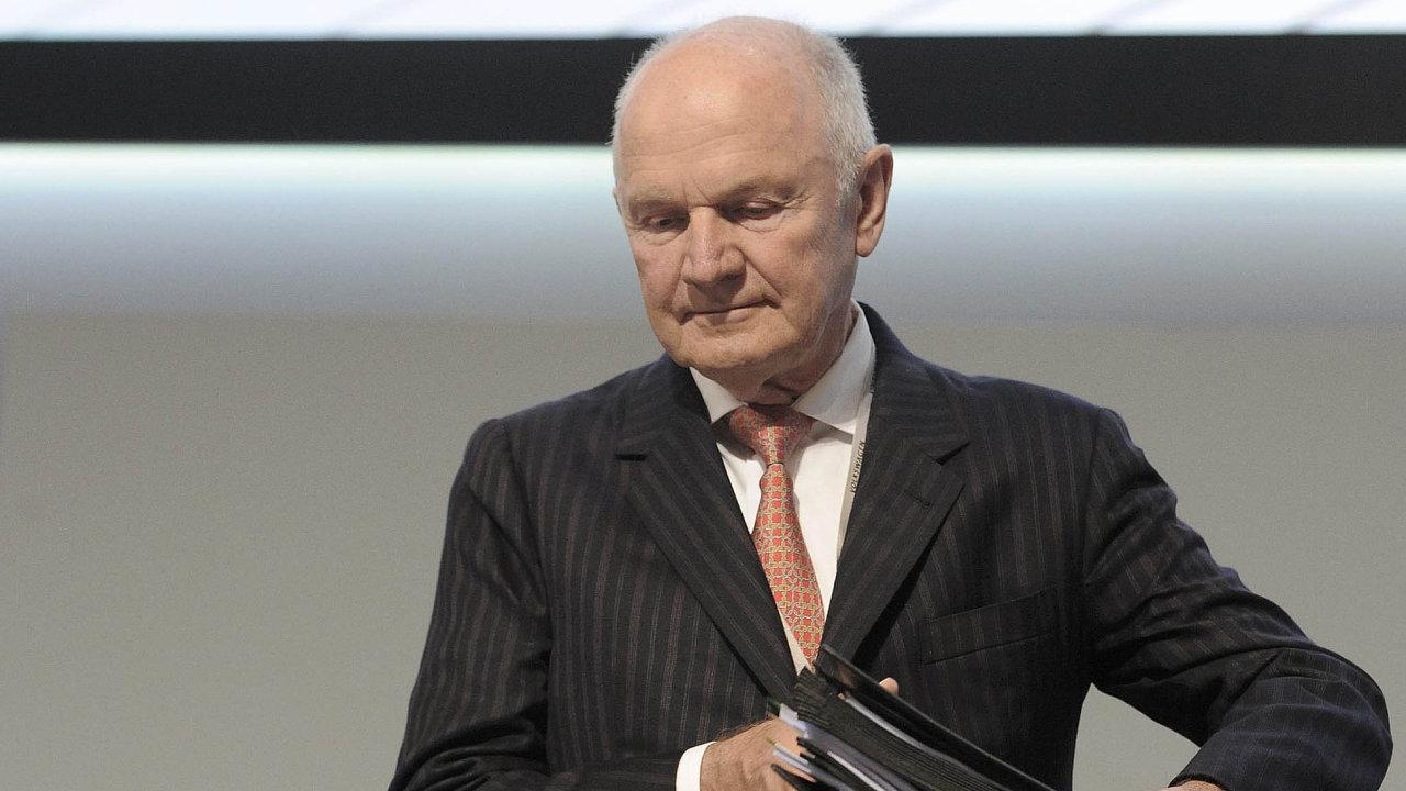 Ferdinand Piëch působil ve Volkswagen Group až do dubna 2015, kdy přestal být předsedou dozorčí rady koncernu a odešel na odpočinek.