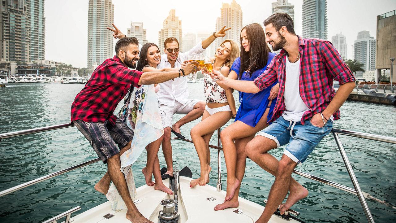 Turistický ruch by měl být jedním z klíčových odvětví, na nichž má stát ekonomika emirátů po konci ropné éry.