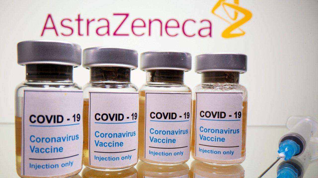 astrazeneca, vakcína, očkování, covid