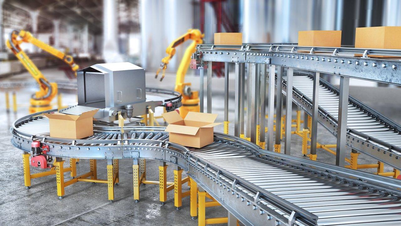 Panattoni vytváří nejen na Přerovsku předpoklady pro vznik nejmodernějších provozů s důrazem na robotizaci a nejmodernější světové trendy (ilustrační snímek).