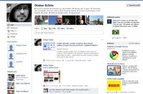 Facebook vítá uživatele novými profily