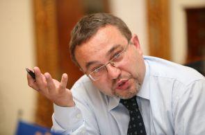 Exministr školství Josef Dobeš