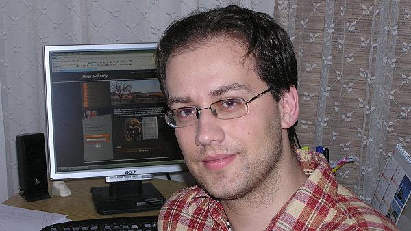Lingvista Miroslav Černý