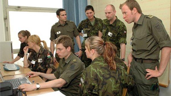 Studenti Univerzity obrany