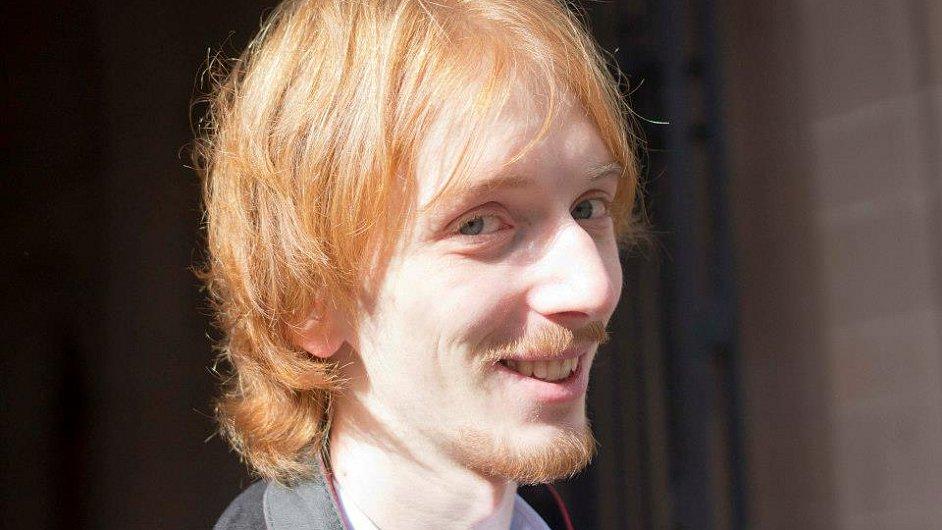 Šimon Podhajský, student Yale univerzity.