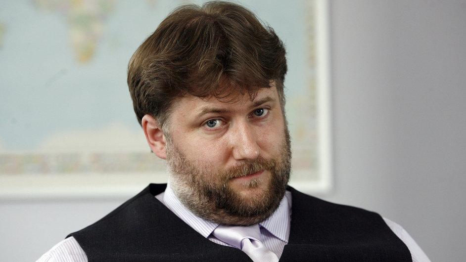 David Čermák, ředitel ŘSD