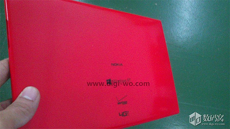 Nokia Windows RT Tablet Wide