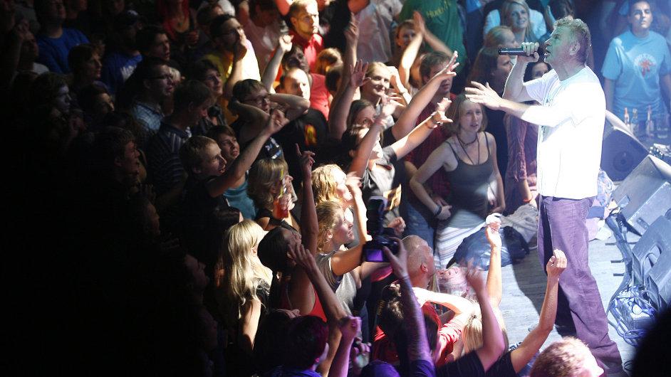 Mňága a Ždorp, Lucerna Music Bar, 11. září