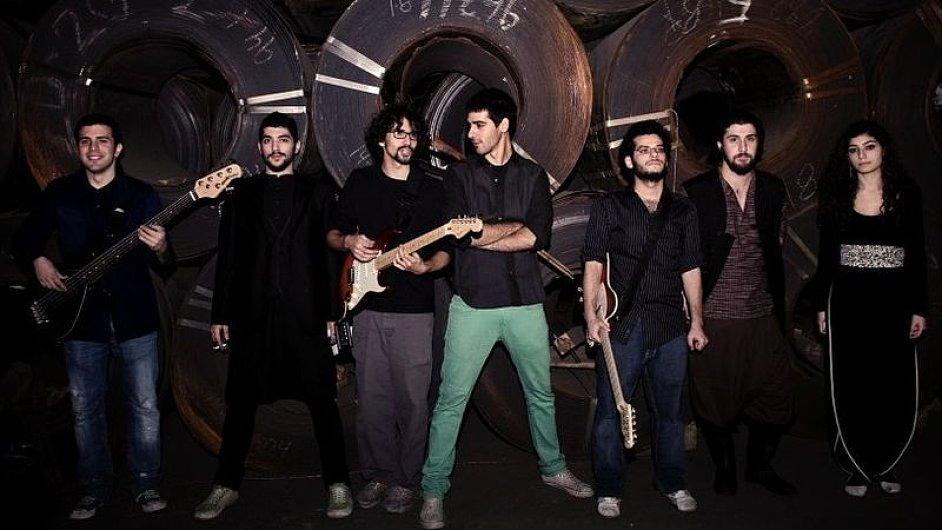 Libanonská indierocková skupina Mashrou' Leila