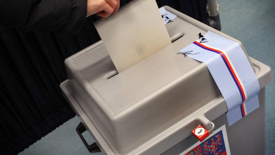 Politickým stranám a hnutím byla přidělena čísla, se kterými půjdou do nadcházejících voleb - Ilustrační foto.