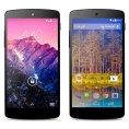 Google Nexus 5 s Androidem 4.4 KitKat