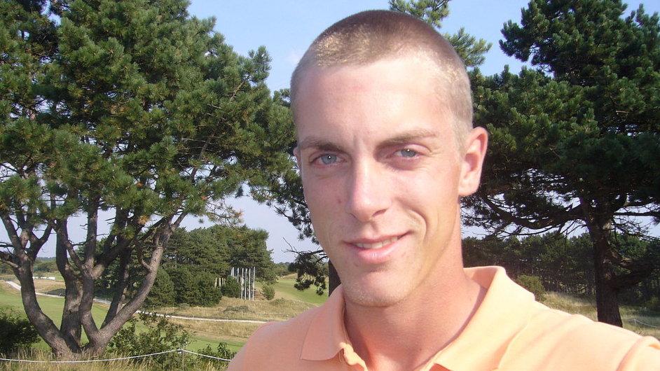 Nizozemec Sven Maurits v roce 2009
