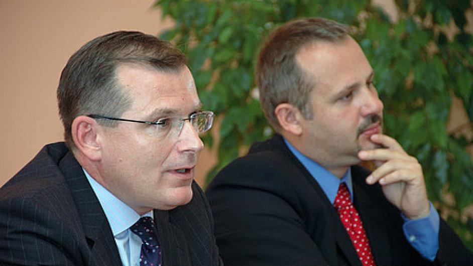 František Šulc a Jiří Šedivý
