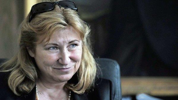 Eva Zamrazilov�, hlavn� ekonomka �esk� bankovn� asociace