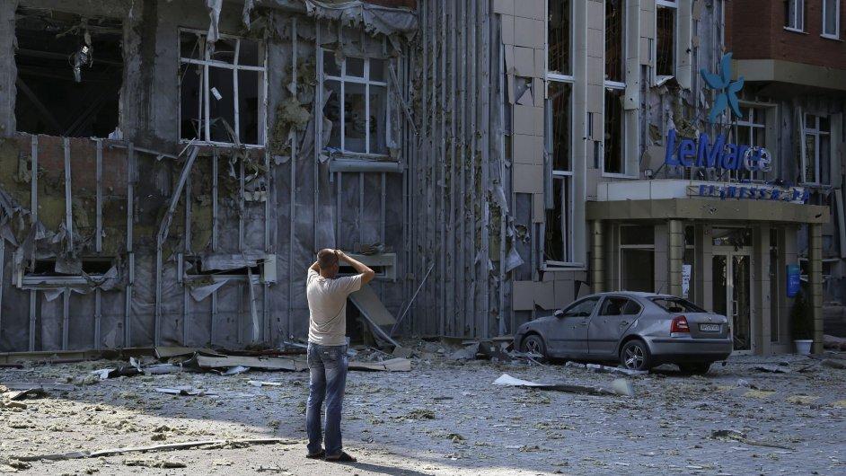 Spojené státy budou jakýkoliv průnik Ruska přes ukrajinské hranice chápat jako invazi.
