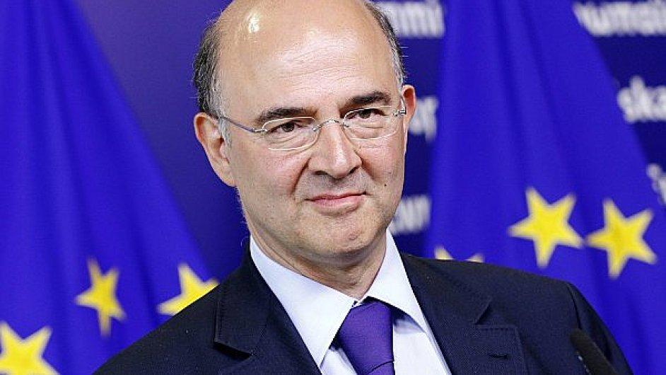 Pierre Moscovici, bývalý ministr financí Francie