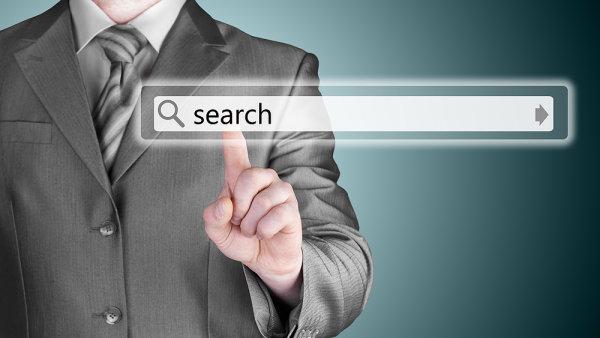 Internetový vyhledavač (ilustrační foto)