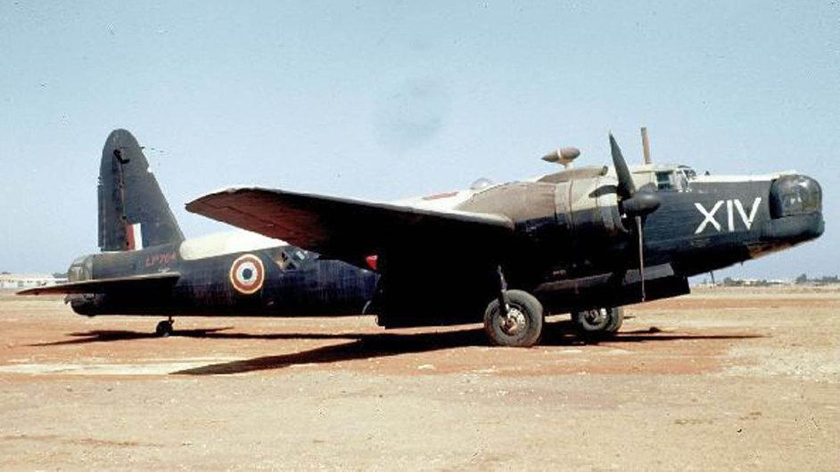 Wellington ve službách RAF: Letoun známý jako Wimpey se vyráběl od roku 1936 do konce 2. světové války.