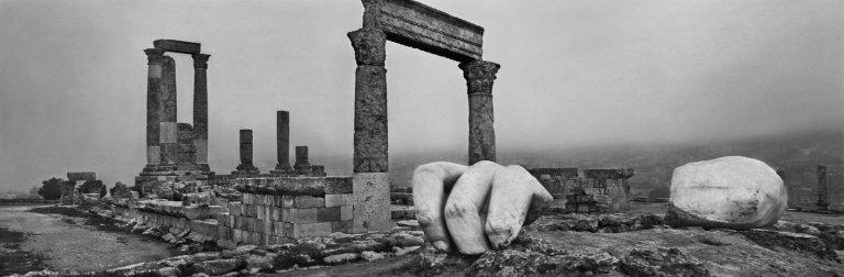 Reprodukce z výstavy Josefa Koudelky