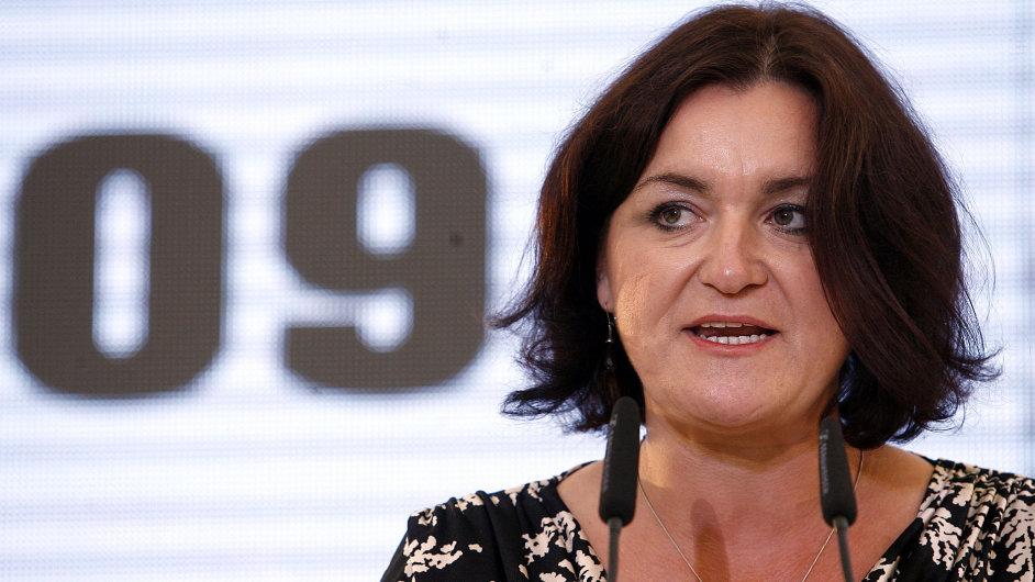 Helena Langšádlová, místopředsedkyně TOP 09