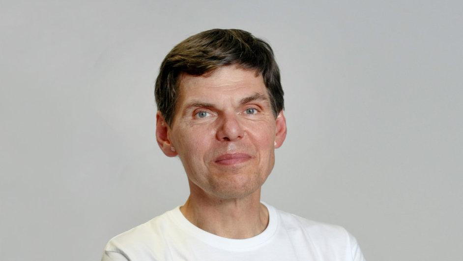 Šéf Jablotronu Dalibor Dědek