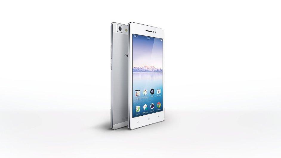 Oppo R5, nejtenčí smartphone na světě