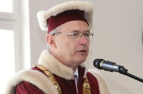 Jan Lata, rektor Ostravské univerzity