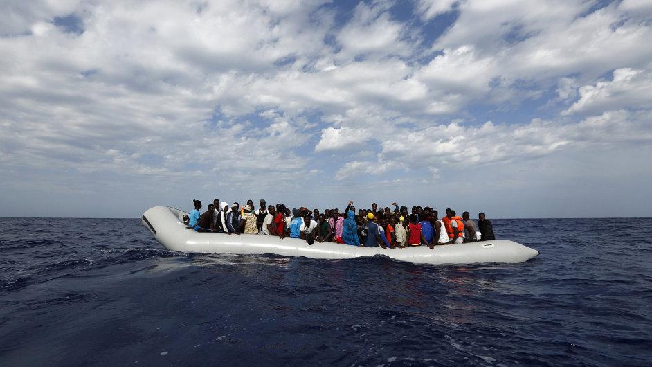Imigranti (ilustrační foto)