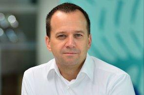 Pavel Šercl, generální ředitel společnosti Intersnack