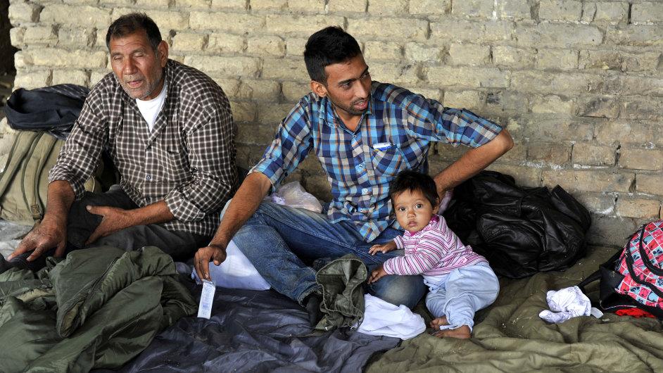 Česká společnost není vůči uprchlíkům moc optimistická - Ilustrační foto.