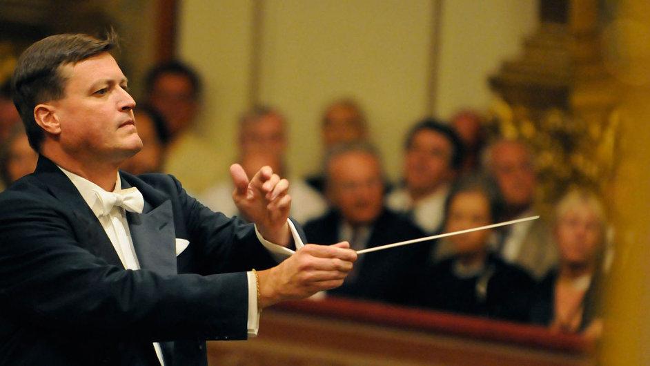 Christian Thielemann je od roku 2012 šéfdirigentem Staatskapelle Dresden.