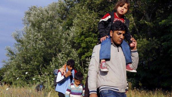 Biskupové nabízejí státu pomoc s přijetím křesťanských migrantů - Ilustrační foto.