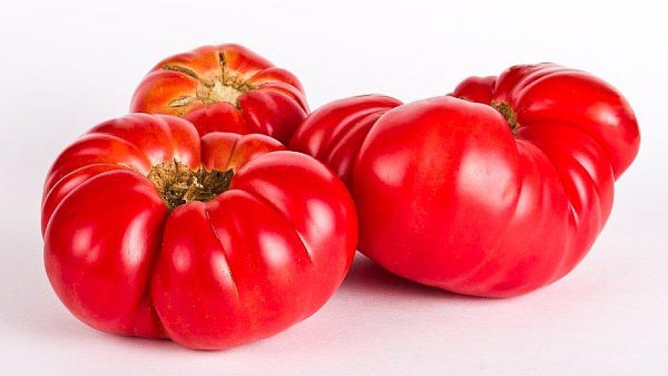 Zelenina mimo estetickou normu - Ilustrační foto.
