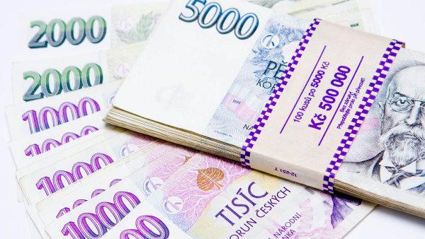 Veřejné finance skončily loni poprvé v přebytku - Ilustrační foto.