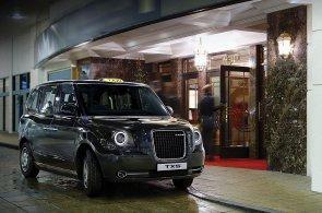 Londýňané se mohou těšit na nové taxíky. Budou elektrické