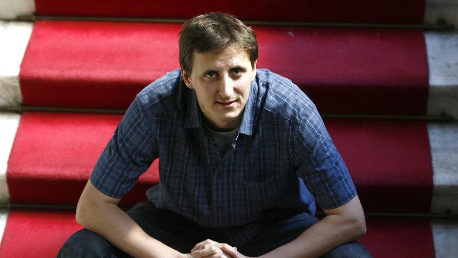 Ekonom z CERGE-EI Filip Matějka