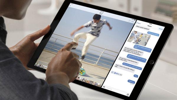 Nový tablet iPad Air 3 by měl mít úhlopříčku 9,7 palce (téměř 25 centimetrů) - Ilustrační foto.
