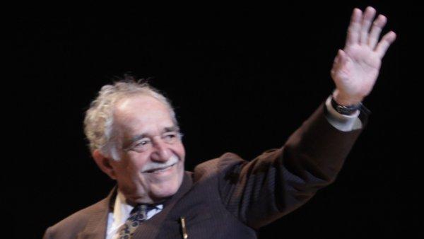 Gabriel García Márquez na snímku z března 2009.