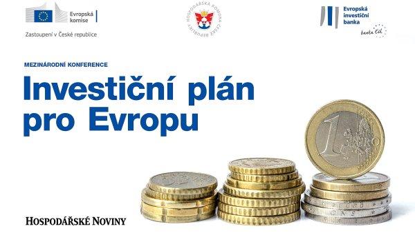 Investi�n� pl�n pro Evropu