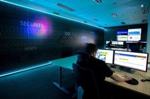 Nové pražské centrum kybernetické bezpečnosti O2 IT Services - Security Expert Center (SEC)
