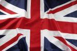 Velká Británie, britská vlajka - ilustrační foto