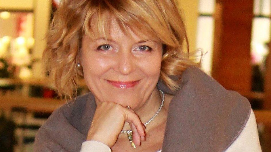 Monika Hovorková, marketingová ředitelka České spořitelny