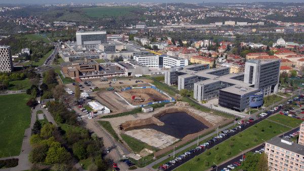 Central Group představil bytový projekt Rezidence Park Kavčí Hory