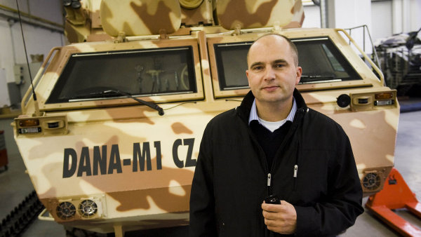 Jaroslav Strnad je nejen majitel největší české zbrojařské skupiny, ale jeho role stále roste i v průmyslu.