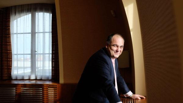 Jan Birke (ČSSD), poslanec a starosta Náchoda – jeden z hlavních kandidátů na post volebního manažera ČSSD.