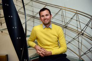Chtěl bych postavit zelené město na Marsu, říká architekt Tomáš Rousek, který navrhl kosmickou loď s umělou gravitací
