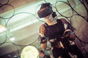 FOTO: Czech VR Fest oslavoval virtuální realitu v desítkách podob, podívejte se sami