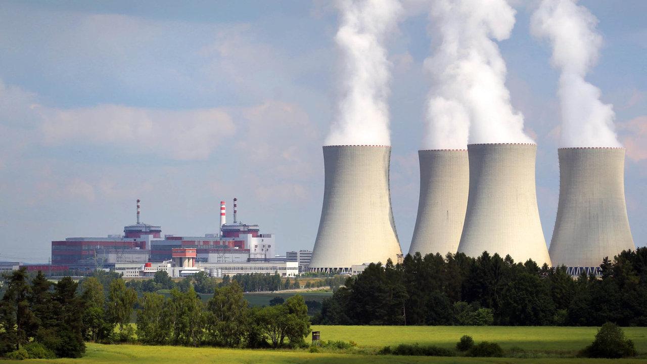 Energie ČEZ: Jaderná elektrárna Temelín