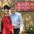 Kristýna Pavlíčková sbírala své zahraniční zkušenosti na univerzitě v USA.